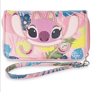 Disney Angel Faux Leather Wallet